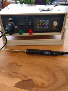 Power supply + Soldering station – Bambis Homepage